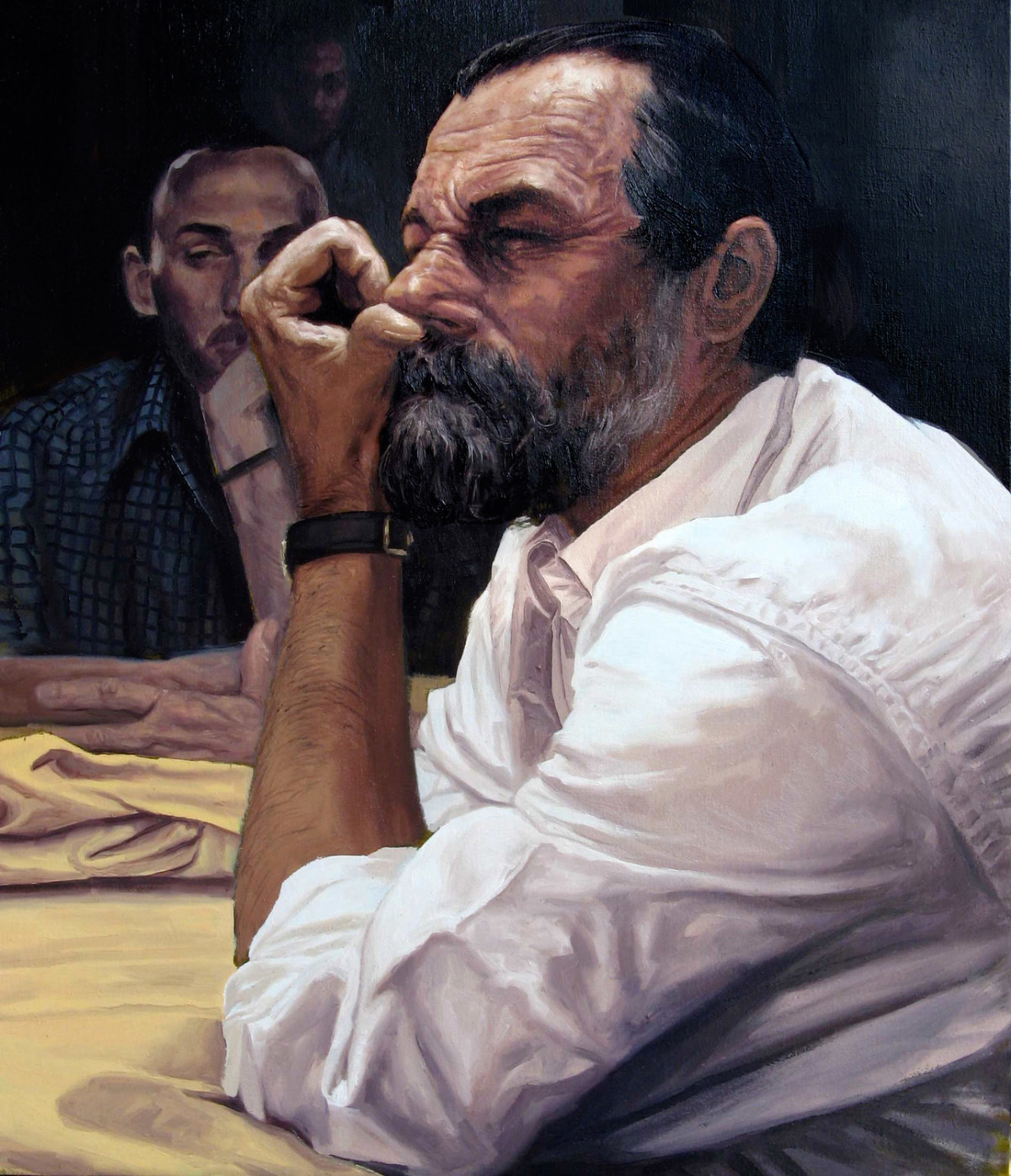 Filosofo in meditazione