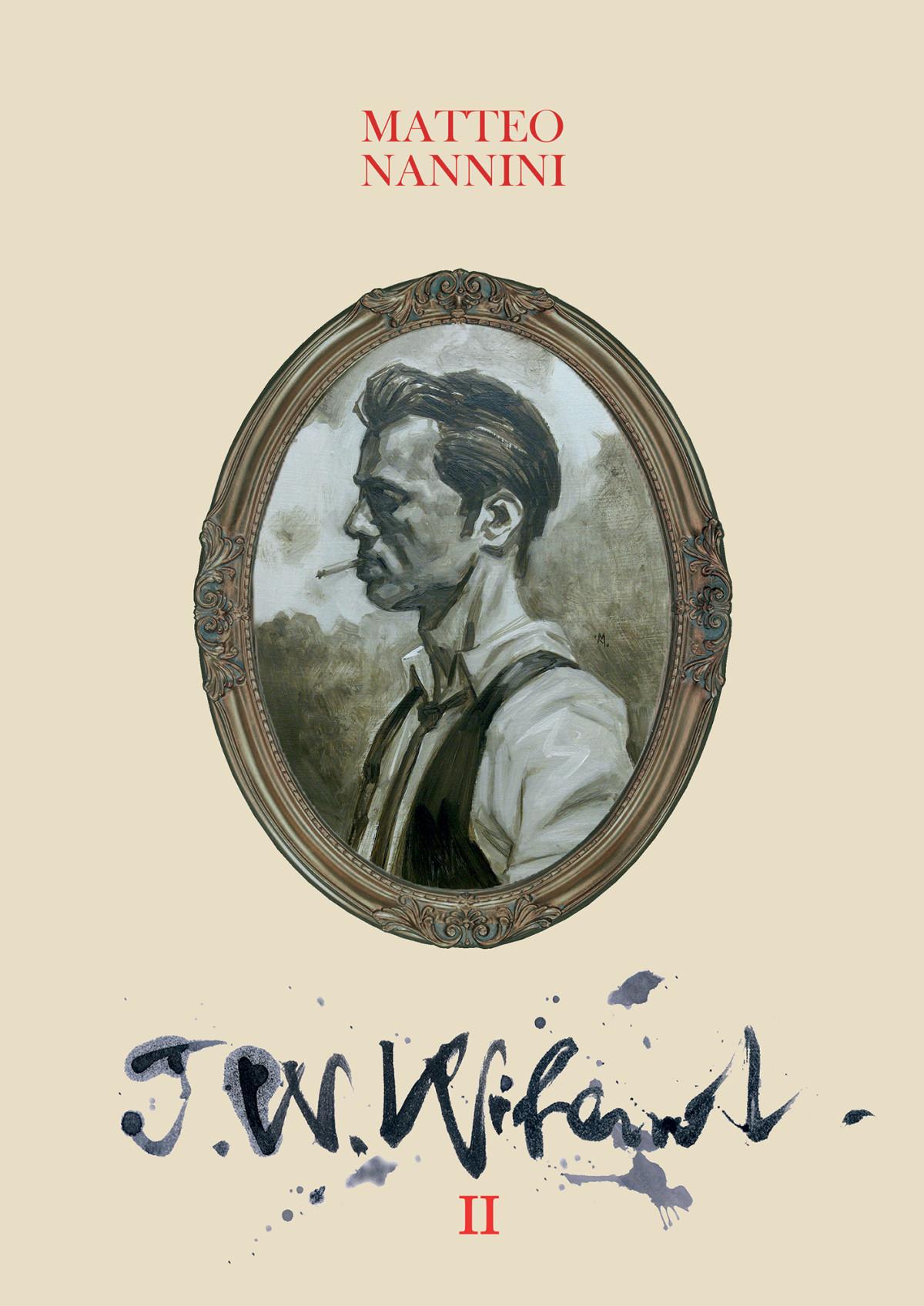 Copertina volume secondo J.W. Wiland