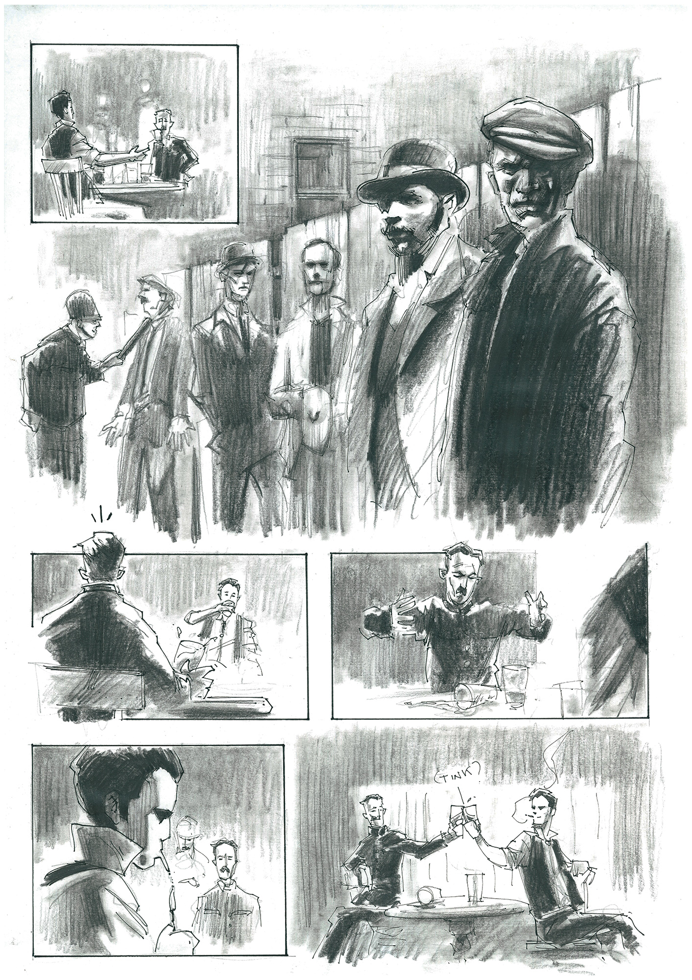 Tavola da J.W.Wiland vol. II