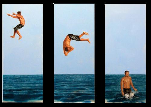 Jump - Polittico
